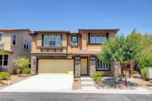 10456 Lyric Arbor Drive, Las Vegas, NV 89135 (MLS #2223439) :: Jeffrey Sabel