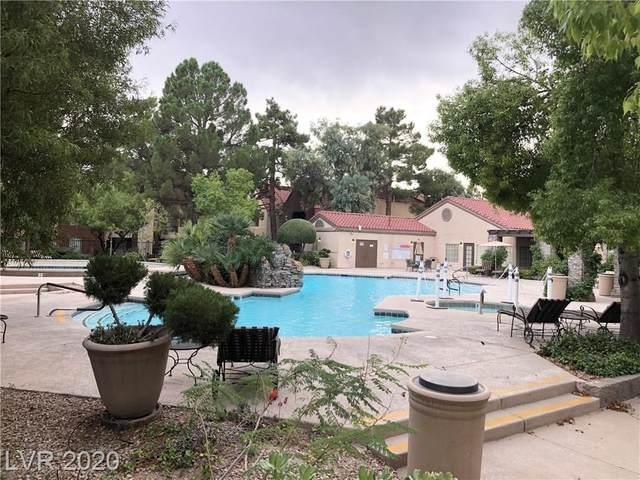 2200 Fort Apache Road #1251, Las Vegas, NV 89117 (MLS #2223440) :: Jeffrey Sabel