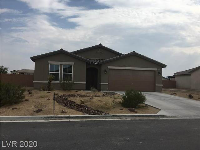 3981 E Garfield Drive, Pahrump, NV 89061 (MLS #2223449) :: Performance Realty