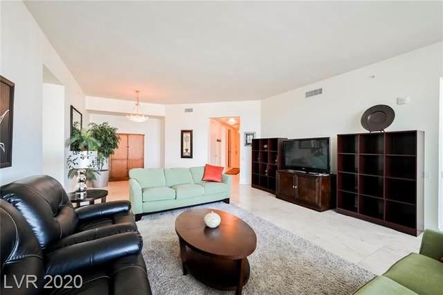 2777 Paradise Road #3004, Las Vegas, NV 89109 (MLS #2223525) :: The Lindstrom Group