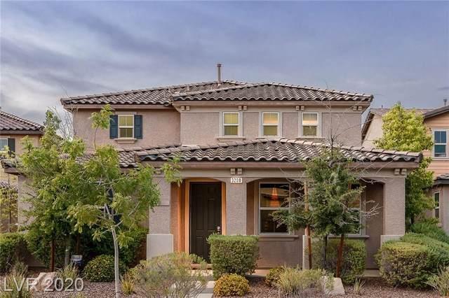 3208 Sisley Garden Avenue, Henderson, NV 89044 (MLS #2223558) :: Helen Riley Group | Simply Vegas