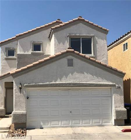 2708 Positive Court, North Las Vegas, NV 89031 (MLS #2223576) :: The Mark Wiley Group | Keller Williams Realty SW