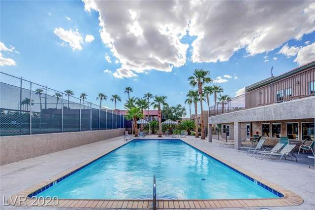 5100 Indian River Drive #405, Las Vegas, NV 89103 (MLS #2223581) :: The Mark Wiley Group | Keller Williams Realty SW