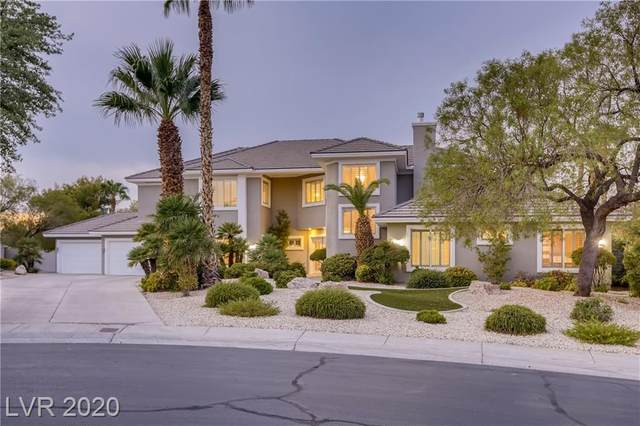 194 Inveraray Court, Henderson, NV 89074 (MLS #2223632) :: Performance Realty
