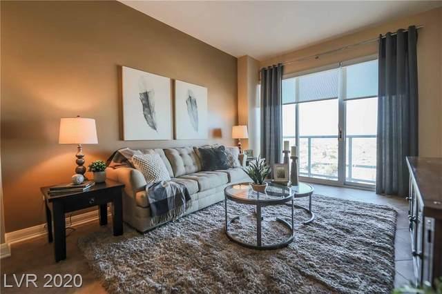150 N Las Vegas Boulevard #2018, Las Vegas, NV 89101 (MLS #2223668) :: Jeffrey Sabel