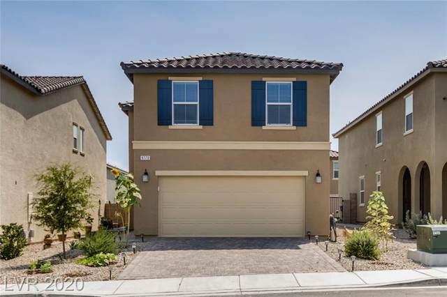9773 Cluny Avenue, Las Vegas, NV 89178 (MLS #2223722) :: Jeffrey Sabel