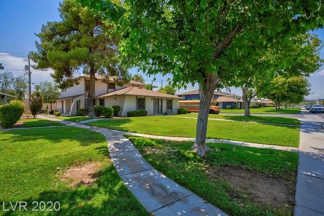 1385 Elizabeth Avenue #1, Las Vegas, NV 89119 (MLS #2223730) :: The Lindstrom Group