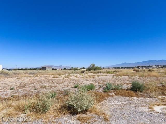 1900 Calvada Boulevard, Pahrump, NV 89048 (MLS #2223752) :: Jeffrey Sabel