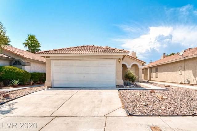 2729 Ironside Drive, Las Vegas, NV 89108 (MLS #2223815) :: Helen Riley Group   Simply Vegas