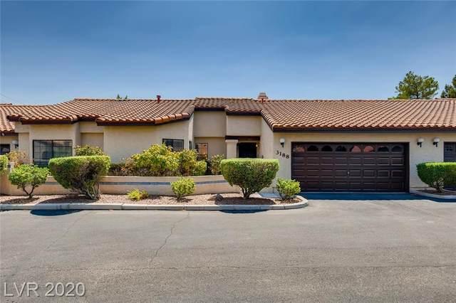 3188 La Mancha Way, Henderson, NV 89014 (MLS #2223827) :: The Mark Wiley Group | Keller Williams Realty SW