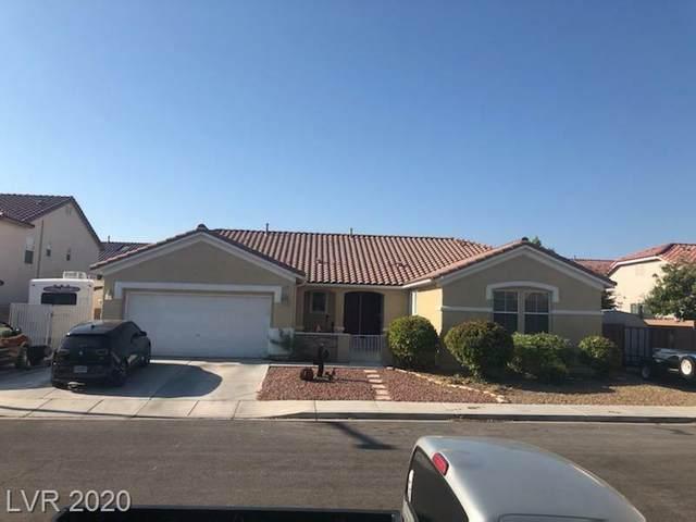 5509 Rocky Ravine Avenue, Las Vegas, NV 89131 (MLS #2223847) :: Jeffrey Sabel