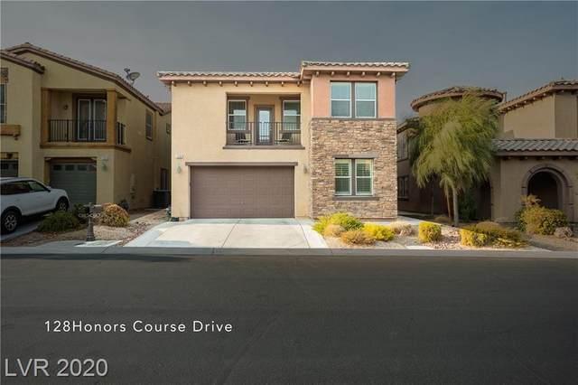 128 Honors Course Drive, Las Vegas, NV 89148 (MLS #2223884) :: Kypreos Team