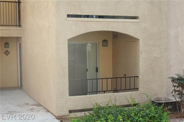 7885 Flamingo Road #1142, Las Vegas, NV 89147 (MLS #2223887) :: Signature Real Estate Group