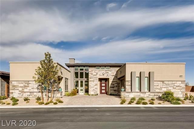 6642 Titanium Crest Street, Las Vegas, NV 89148 (MLS #2223894) :: Signature Real Estate Group