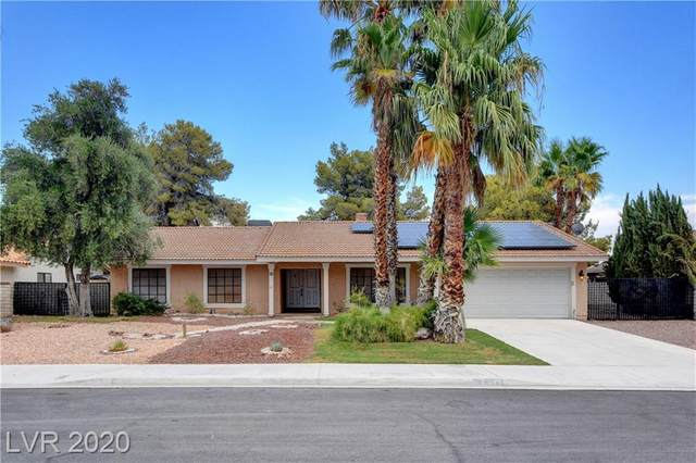 3458 Andalusia Place, Las Vegas, NV 89146 (MLS #2223906) :: Helen Riley Group | Simply Vegas