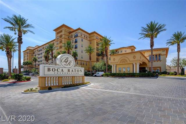 2405 W Serene Avenue #832, Las Vegas, NV 89123 (MLS #2223921) :: The Perna Group
