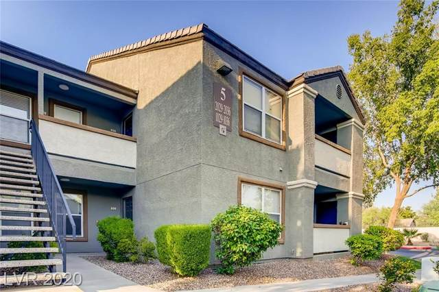 555 Silverado Ranch Boulevard #2032, Las Vegas, NV 89183 (MLS #2223937) :: Jeffrey Sabel