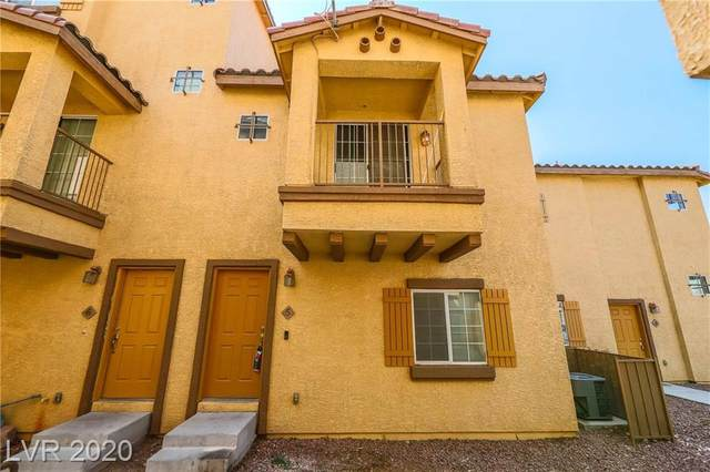 5960 Palmilla Street #5, North Las Vegas, NV 89031 (MLS #2223959) :: The Mark Wiley Group | Keller Williams Realty SW