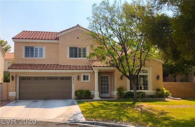 8813 Silver Mountain Court, Las Vegas, NV 89134 (MLS #2224117) :: Helen Riley Group | Simply Vegas
