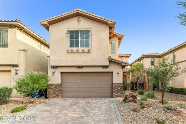 7636 Schuders Avenue, Las Vegas, NV 89178 (MLS #2224128) :: The Lindstrom Group