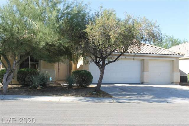 3604 S Rio Paloma Court, Las Vegas, NV 89031 (MLS #2224182) :: Helen Riley Group | Simply Vegas
