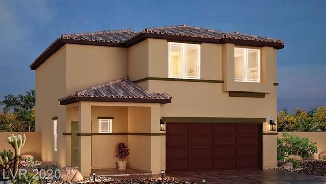 4441 Zara Point Avenue Lot 158, Las Vegas, NV 89084 (MLS #2224185) :: The Mark Wiley Group | Keller Williams Realty SW