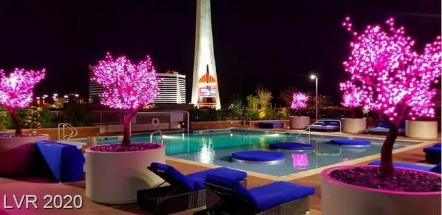 200 Sahara Avenue #1101, Las Vegas, NV 89102 (MLS #2224199) :: Jeffrey Sabel