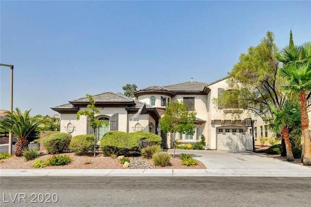 897 Armandito Drive, Las Vegas, NV 89138 (MLS #2224201) :: Helen Riley Group | Simply Vegas