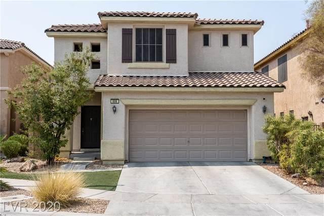 699 Blue Barrel Street, Henderson, NV 89011 (MLS #2224211) :: Helen Riley Group | Simply Vegas