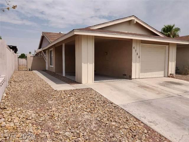 4786 Via Renaldo, Las Vegas, NV 89103 (MLS #2224218) :: Helen Riley Group | Simply Vegas