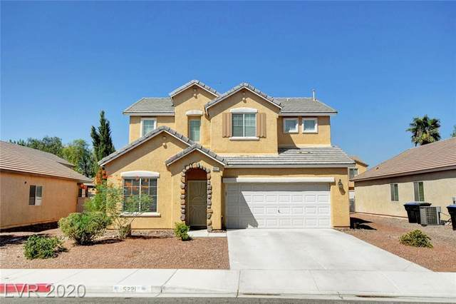 5221 Adorato Drive, North Las Vegas, NV 89031 (MLS #2224228) :: The Shear Team