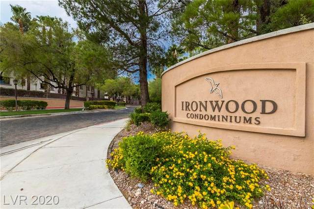 104 Breezy Tree Court #202, Las Vegas, NV 89145 (MLS #2224236) :: Performance Realty