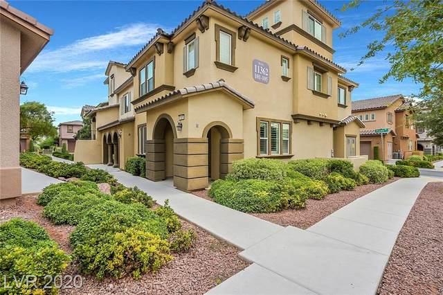 11362 Belmont Lake Drive #102, Las Vegas, NV 89135 (MLS #2224250) :: Jeffrey Sabel