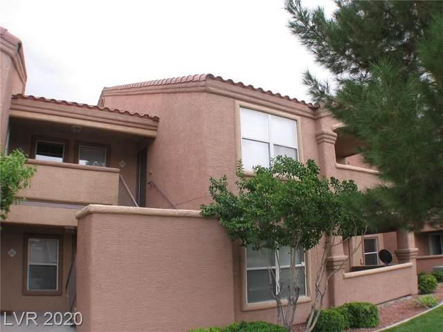 8101 Flamingo Road #2162, Las Vegas, NV 89147 (MLS #2224261) :: The Perna Group