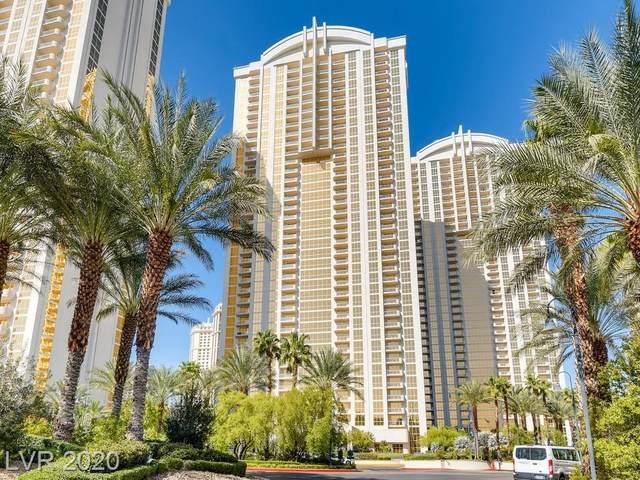 135 E Harmon Avenue 2301&2303, Las Vegas, NV 89109 (MLS #2224276) :: Kypreos Team