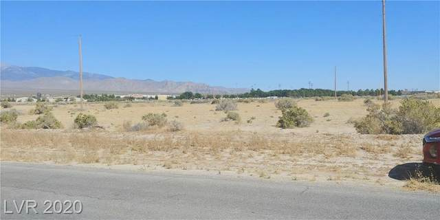 261 Boothill Drive, Pahrump, NV 89060 (MLS #2224288) :: Signature Real Estate Group
