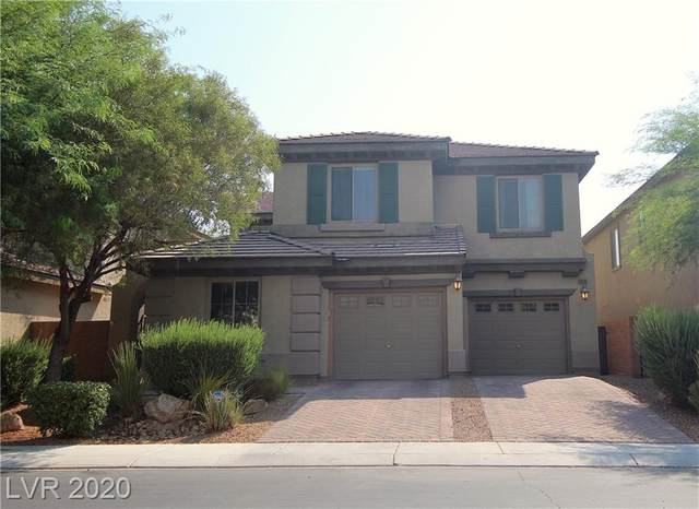 8336 Seven Falls Street, North Las Vegas, NV 89085 (MLS #2224294) :: Jeffrey Sabel