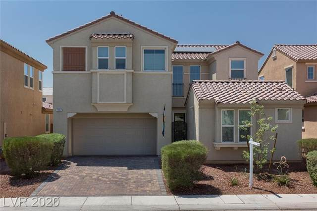 7117 Weavers Place, North Las Vegas, NV 89084 (MLS #2224298) :: Performance Realty