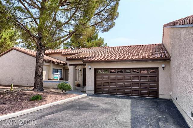 3203 La Mancha Way, Henderson, NV 89014 (MLS #2224339) :: Jeffrey Sabel