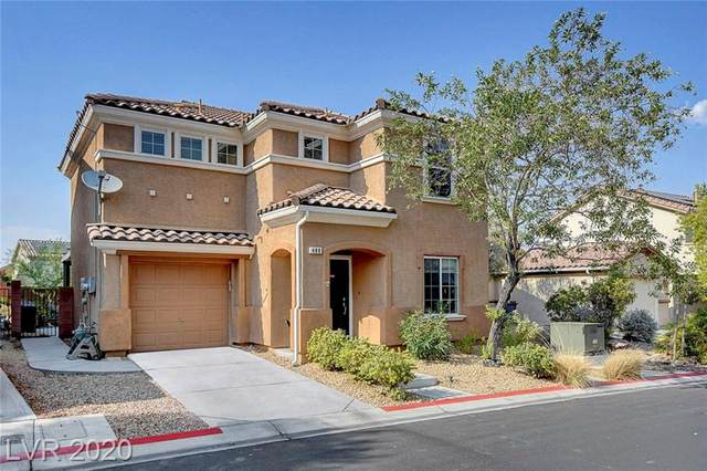 488 Haunts Walk Avenue, Las Vegas, NV 89178 (MLS #2224344) :: Jeffrey Sabel