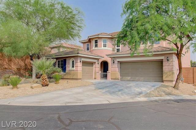 9220 Black Wolf Avenue, Las Vegas, NV 89178 (MLS #2224353) :: Helen Riley Group | Simply Vegas