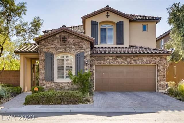 10291 Copalito, Las Vegas, NV 89178 (MLS #2224361) :: Vestuto Realty Group