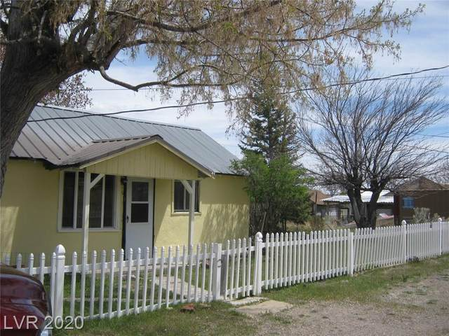 76 Frenchie Street, Pioche, NV 89043 (MLS #2224363) :: Signature Real Estate Group