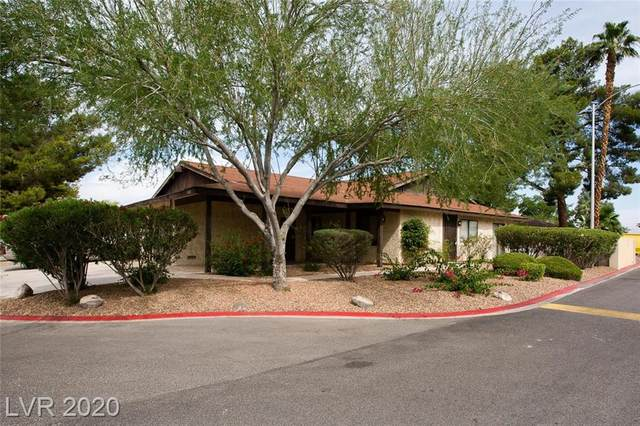 3482 Don Miguel Drive, Las Vegas, NV 89121 (MLS #2224400) :: Helen Riley Group | Simply Vegas