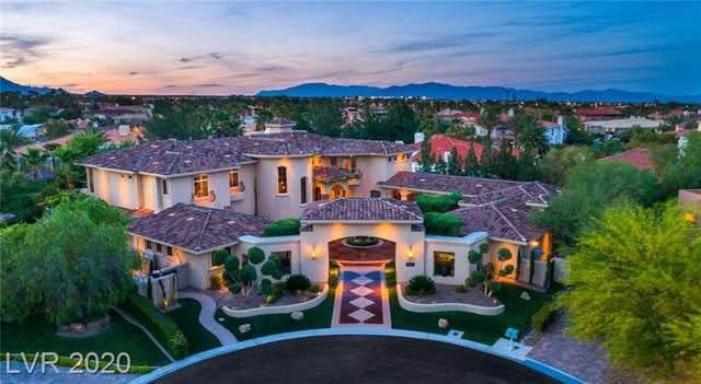 5079 Mountain Top Circle, Las Vegas, NV 89148 (MLS #2224433) :: Vestuto Realty Group