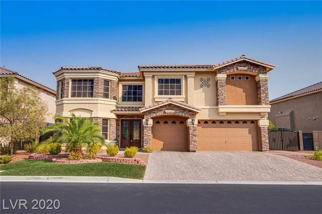 10972 Gaelic Hills Drive, Las Vegas, NV 89141 (MLS #2224440) :: Performance Realty