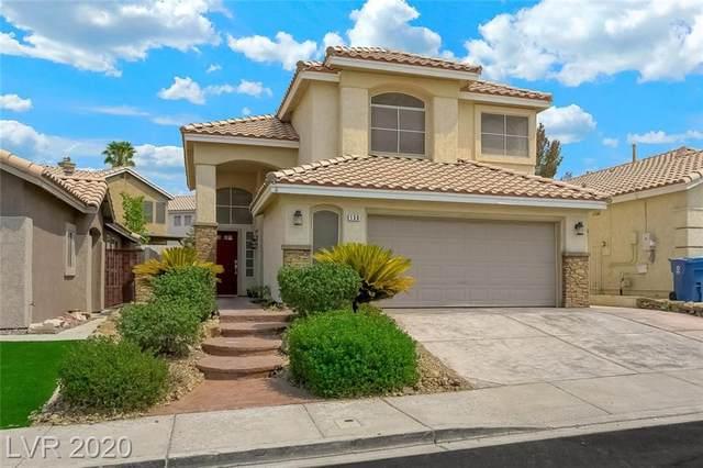 130 Villaggio Street, Henderson, NV 89074 (MLS #2224471) :: Helen Riley Group | Simply Vegas