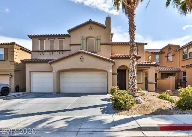 3209 Villa Pisani Court, North Las Vegas, NV 89031 (MLS #2224475) :: Helen Riley Group   Simply Vegas