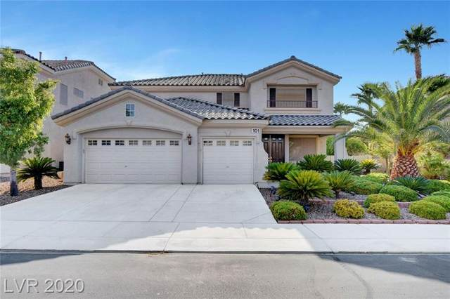 101 Rancho Maria Street, Las Vegas, NV 89148 (MLS #2224488) :: Performance Realty