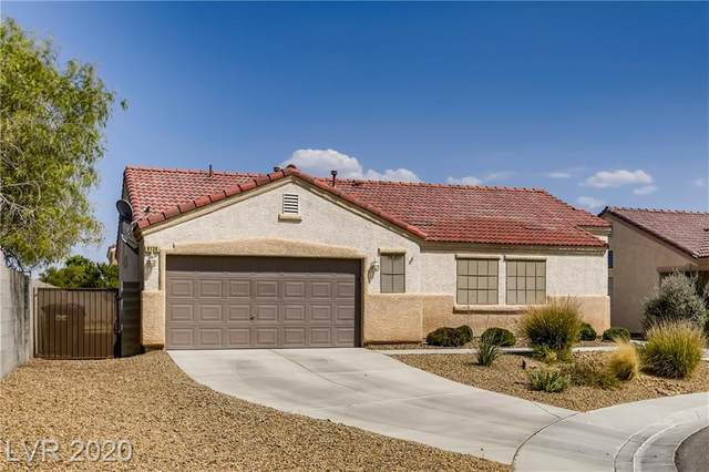 6136 Dogwood Falls Court, North Las Vegas, NV 89031 (MLS #2224509) :: The Mark Wiley Group | Keller Williams Realty SW